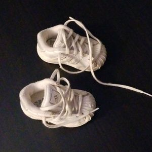 Addidas Superstar baby shoes